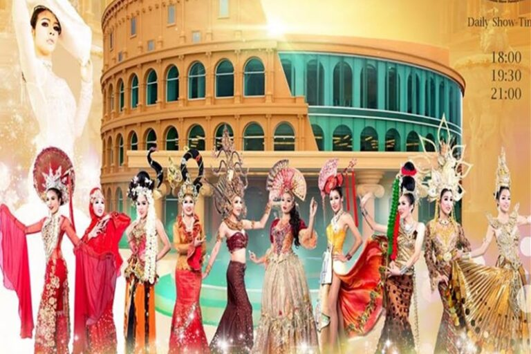 The Monttra Pattaya : Colosseum Show Pattaya