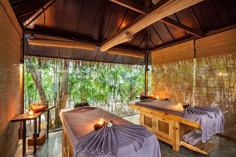 Jungle Gazebo Spa