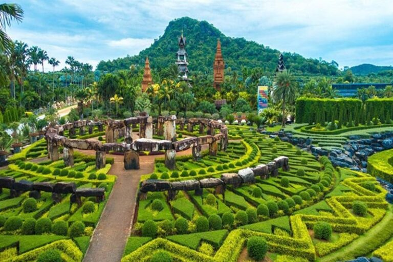 The Monttra Pattaya : Nongnooch Pattaya Garden