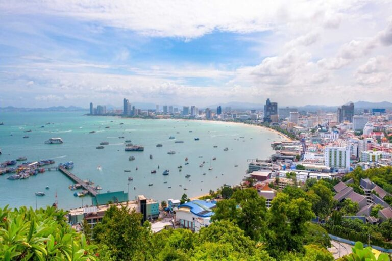 The Monttra Pattaya : Pattaya View Point